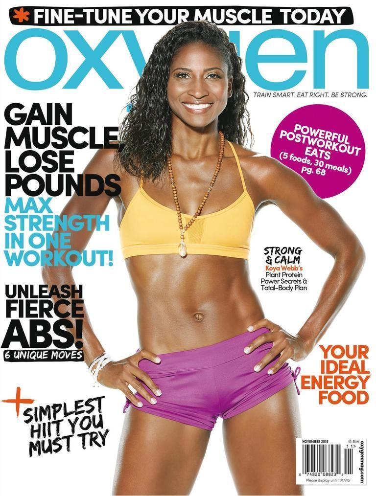Oxygen Back Issue November 2015 (Digital)