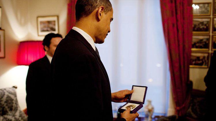 """Global Research: """"El Comité Nobel debería abolir su Premio de la Paz tras habérselo dado a Obama"""""""