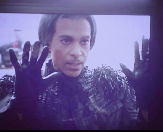 Prince...pretty rare pic.