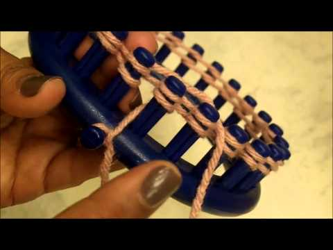 Photo of HOW TO LOOM KNIT Step by Step Loom Knitting for Beginners ( Loomahat )