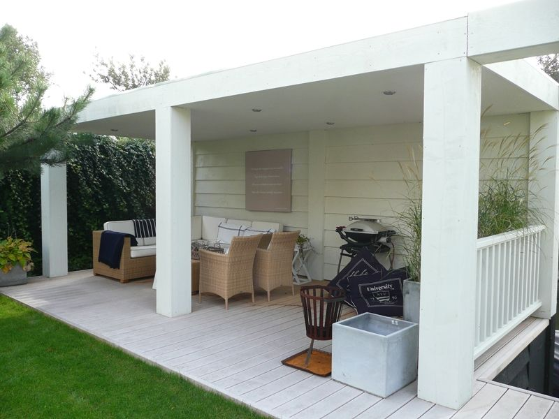 Moderne tuin frans commandeur hem till gården pinterest