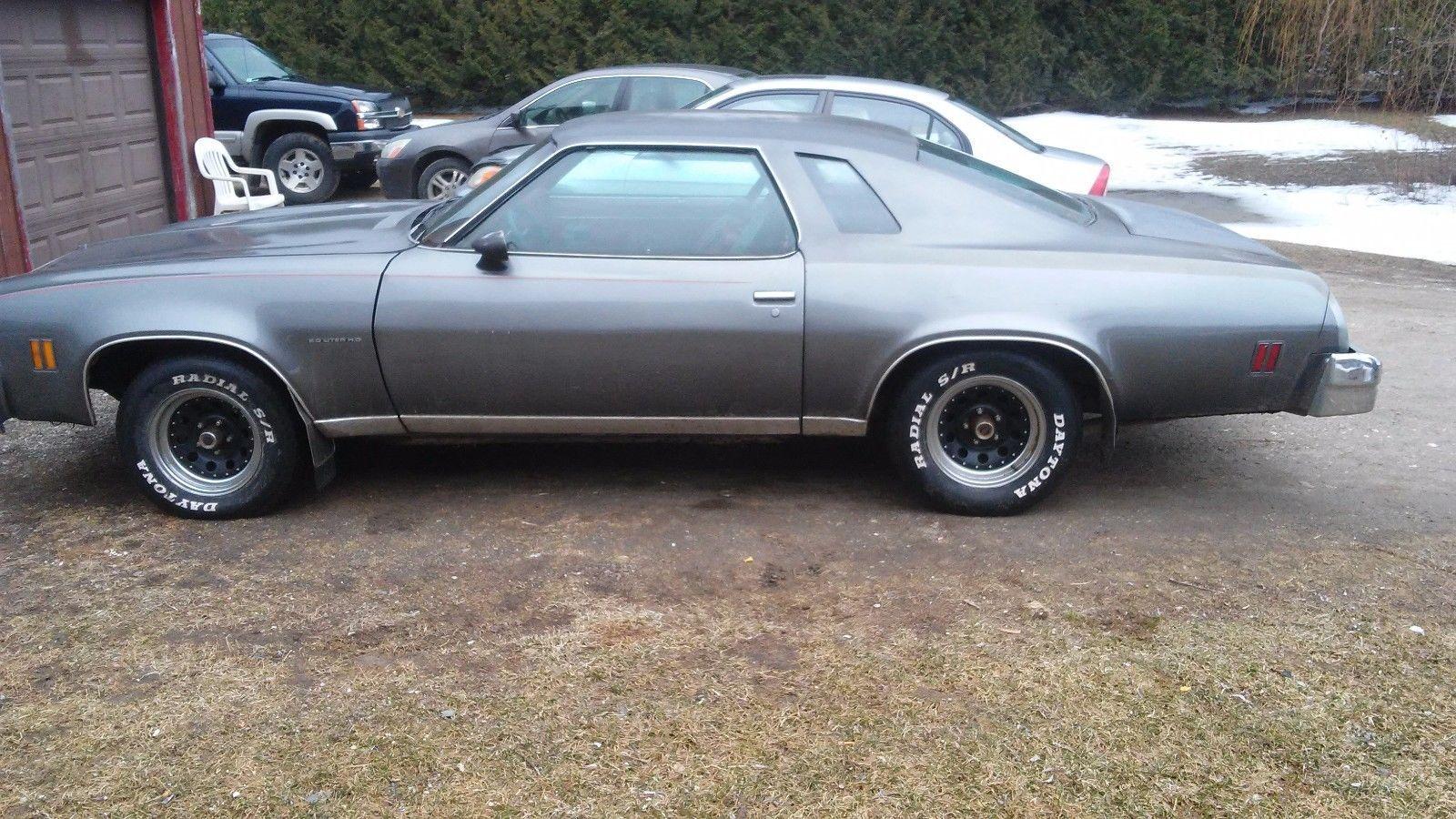 eBay: 1977 Chevrolet Malibu NASCAR! 1977 Chevy Malibu Classic! (Last ...