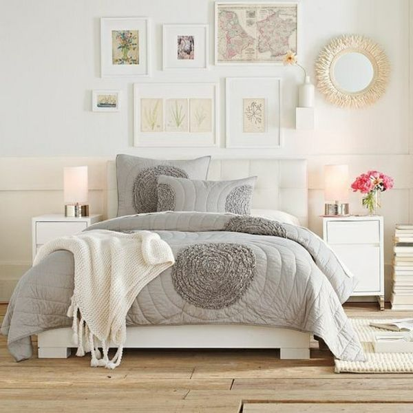 White living Kuschelsonntag \ Verlosung Bedroom Pinterest - schlafzimmer inspiration