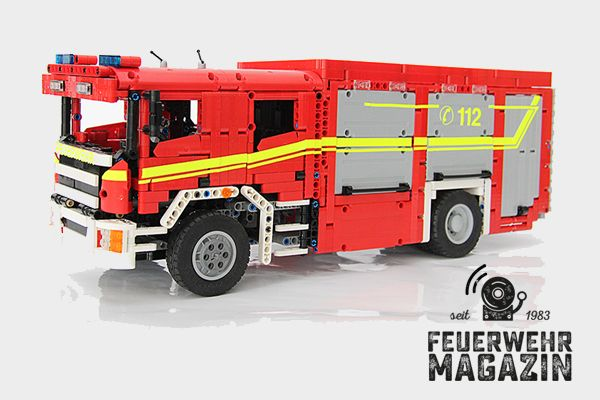 coole bauanleitung f r ein hlf aus lego feuerwehrautos zum selberbauen diy anleitungen f r. Black Bedroom Furniture Sets. Home Design Ideas