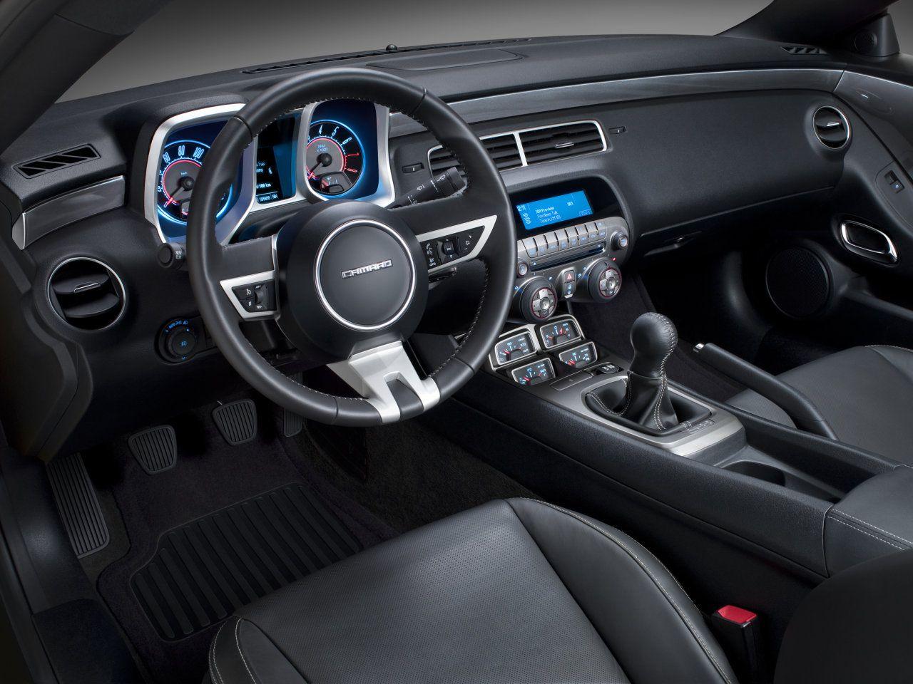 2010 Chevrolet Camaro Coupe Photo Gallery Camaro Interior