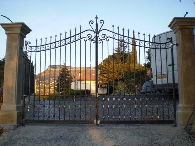 Fer forge tunisie portail pinterest fer forg tunisie et portail for Porte fer forge tunisie