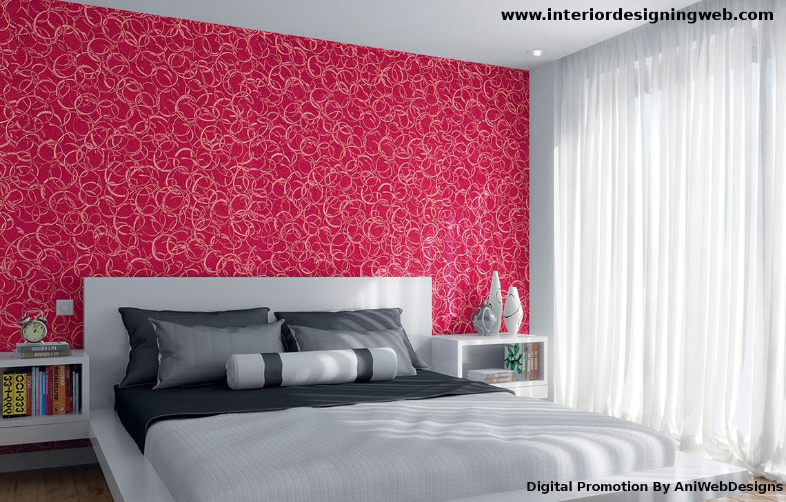 Give Your Exterior Wall A Special Effect With Texture Wall Paints Design Coating Create Bedroom Wall Designs Wall Texture Design Bedroom Wall Texture