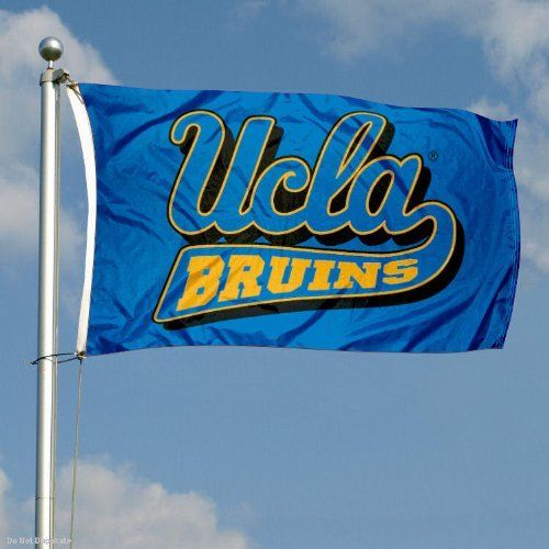 UCLA Double Sided 3x5 Flag By College Flags And Banners Co 5995