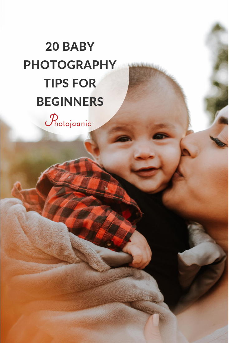 Learn the super easy baby photography tips to take photos of your baby from lighting props and editing you can use these to capture a newborn toddler