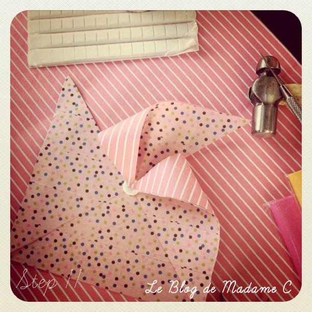 Moulin à vent décoratif - DiY by Madame C - Le Blog de Madame C