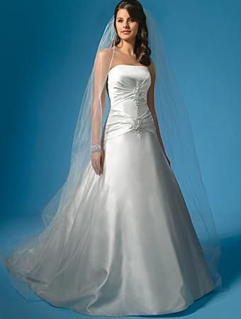 Balletts Bridal - 15380 - Wedding Gown by Alfred Angelo - Alfred ...