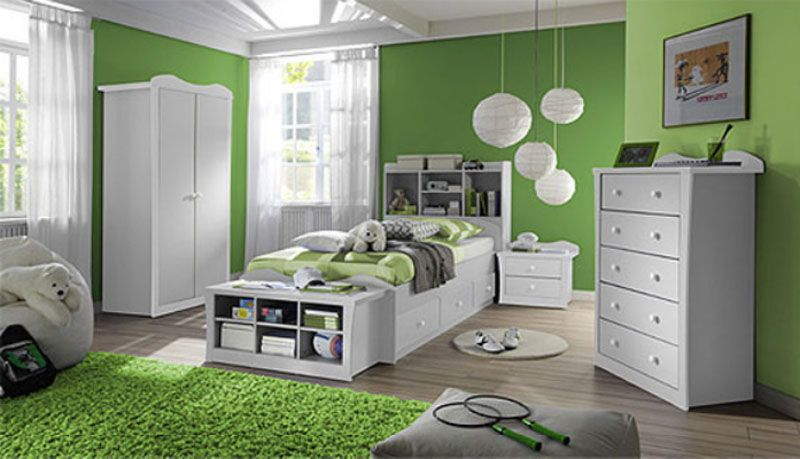 Green Teenage Bedroom Ideas Awesome Decorating Ideas