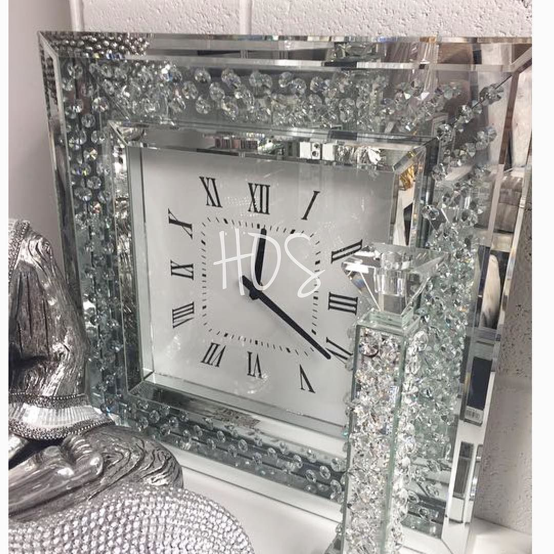 Our 50x50cm floating crystal wall clocks hosinsta pinterest our 50x50cm floating crystal wall clocks amipublicfo Choice Image