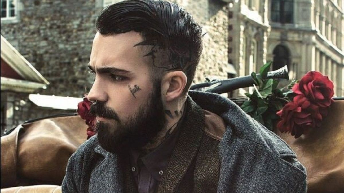 Classy mens haircuts  classy tattooed people who show that body art doesnut make you