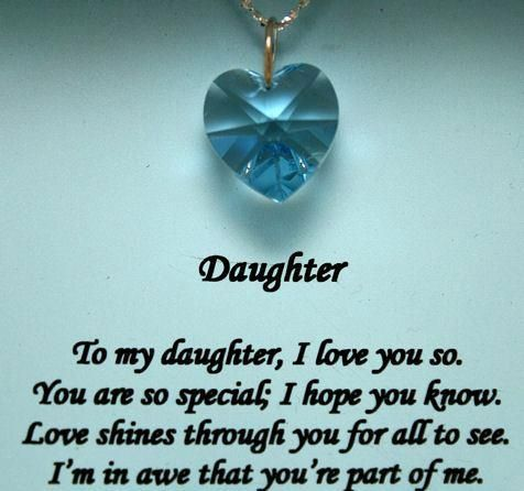 Image Result For My Daughter Is My Pride And Joy Quotes Blessing
