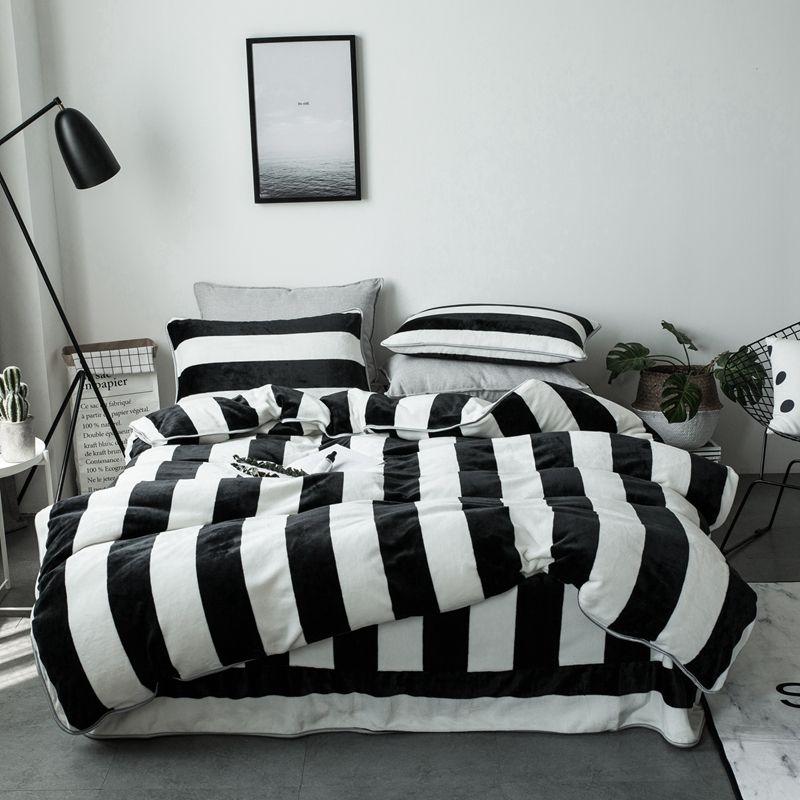 Warm Winter Bedding Set Duvet, Aliexpress White Queen Bed Sheets