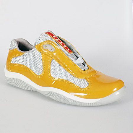 Sneakers Sneakers Yellow Prada Prada WomenShoes Yellow Sneakers Yellow Sneakers WomenShoes WomenShoes Prada Prada Yellow PXZOuTki