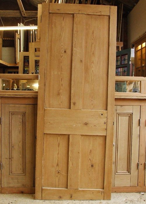 Four plain paneled victorian internal door pinterest four plain paneled  victorian internal door stokkelandfo Image collections - Victorian Interior Doors Image Collections - Doors Design Ideas