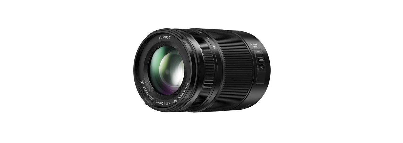 Panasonic Lumix G X Vario 35 100mm F 2 8 Ii Power O I S Lens System Camera High Contrast Images Panasonic Lumix