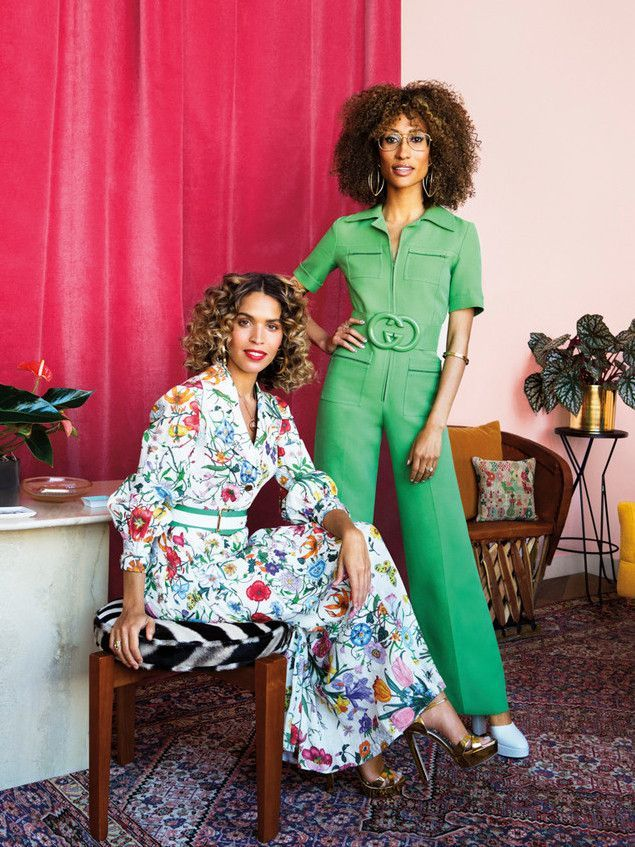 Photo of Cleo Wade Elaine Welteroth Creative Process Interview