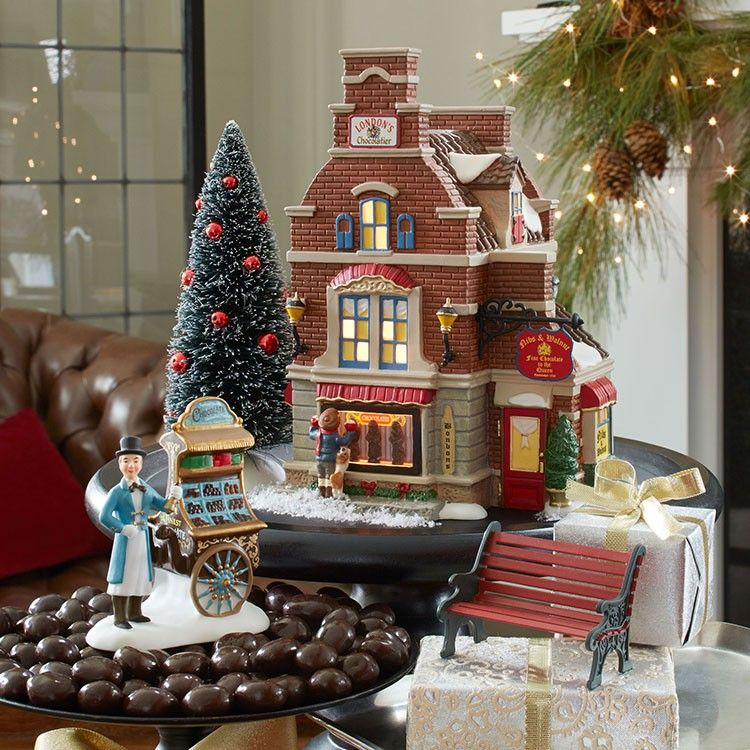 dickens village holiday special christmas sweets department 56 corner