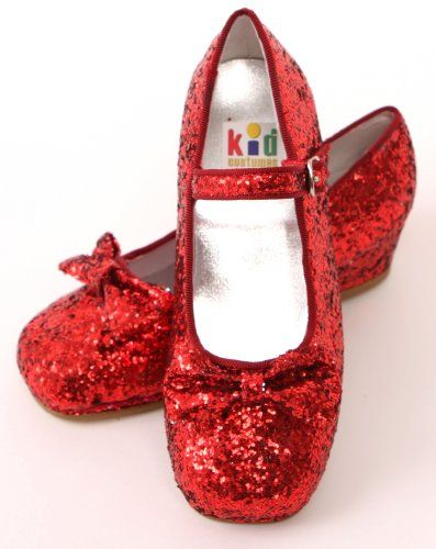 24866ceb5df76 Pin by Veronica Stevens on Girls clothes | Red slippers, Ruby red ...