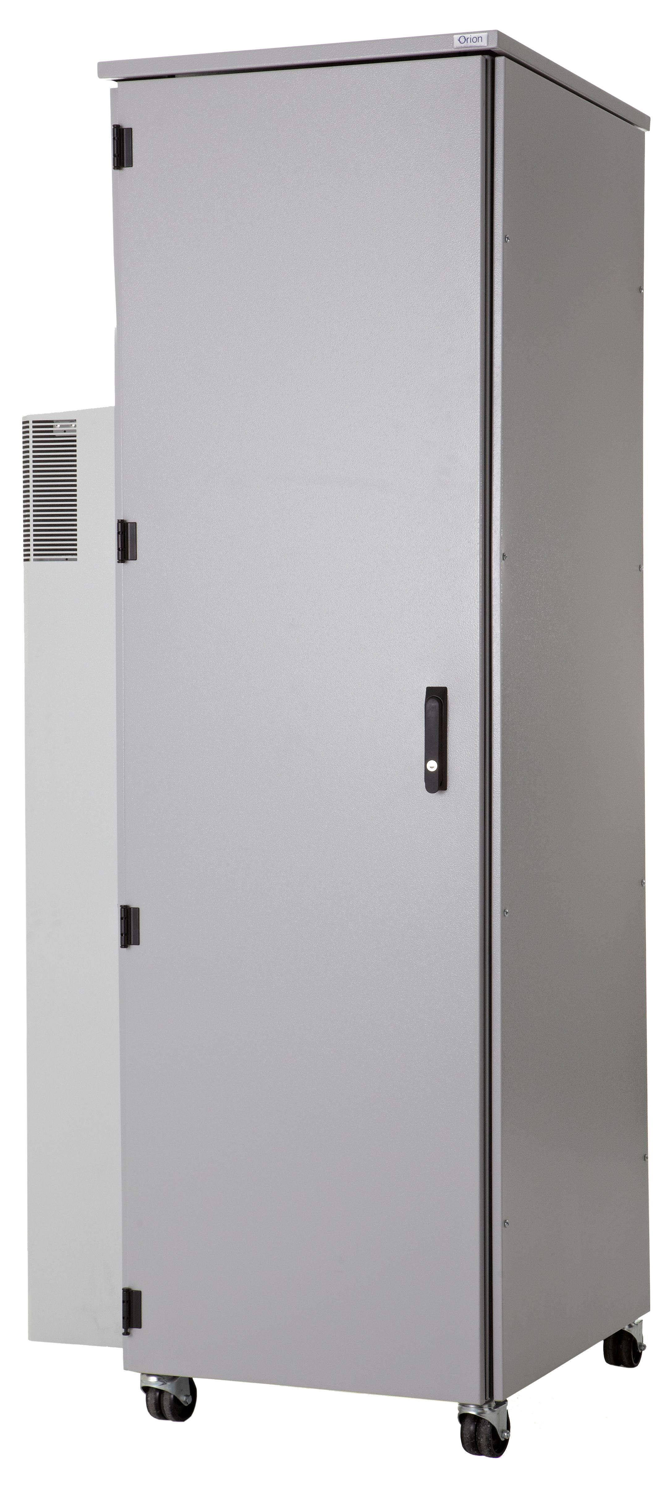Pleasing Air Conditioned Server Cabinet Orion Rack Cabinets Interior Design Ideas Gentotthenellocom