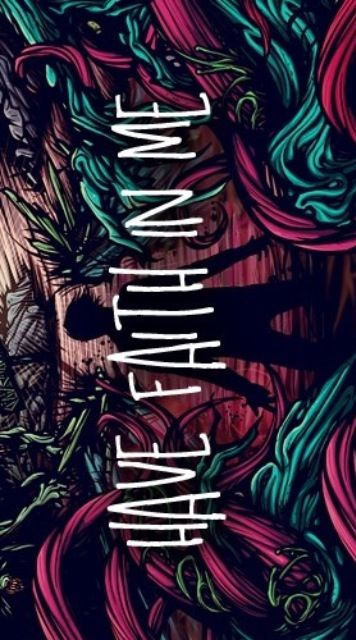 A Day To Remember Have Faith In Me Lyrics Homesick Adtr With