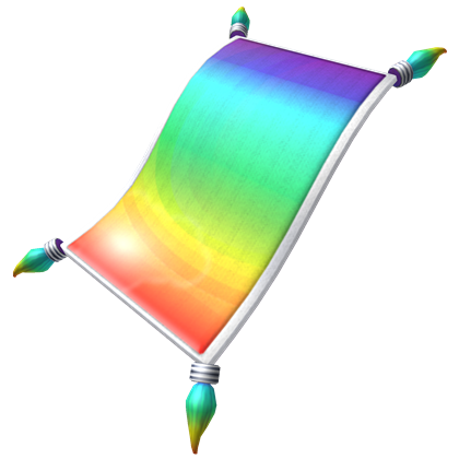 Deluxe Rainbow Carpet Roblox Lets See Carpet New Design Rainbow Magic Carpet Roblox Rainbow Magic Magic Carpet Rainbow