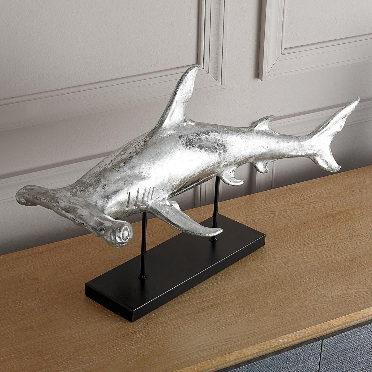 Hammerhead Shark Statue Add An Unexpected Decorative