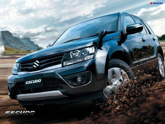 Suzuki Grand Vitara Getting Facelift For 2013 Grand Vitara Suv