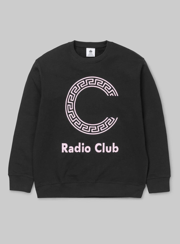 Shop the Carhartt WIP Radio Club Logo Sweatshirt from the