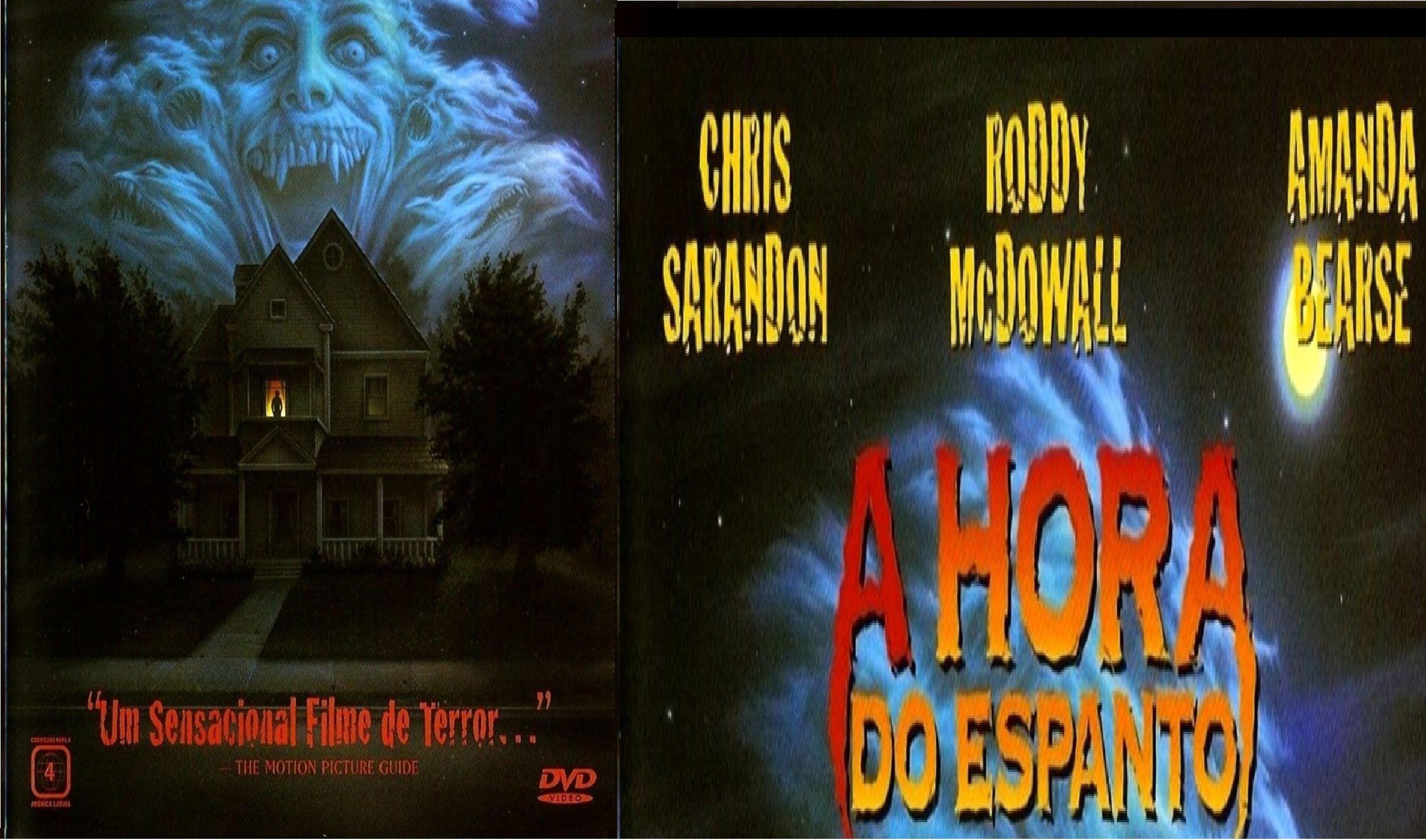 A Hora Do Espanto 1985 Dublado Br Com Imagens Filmes