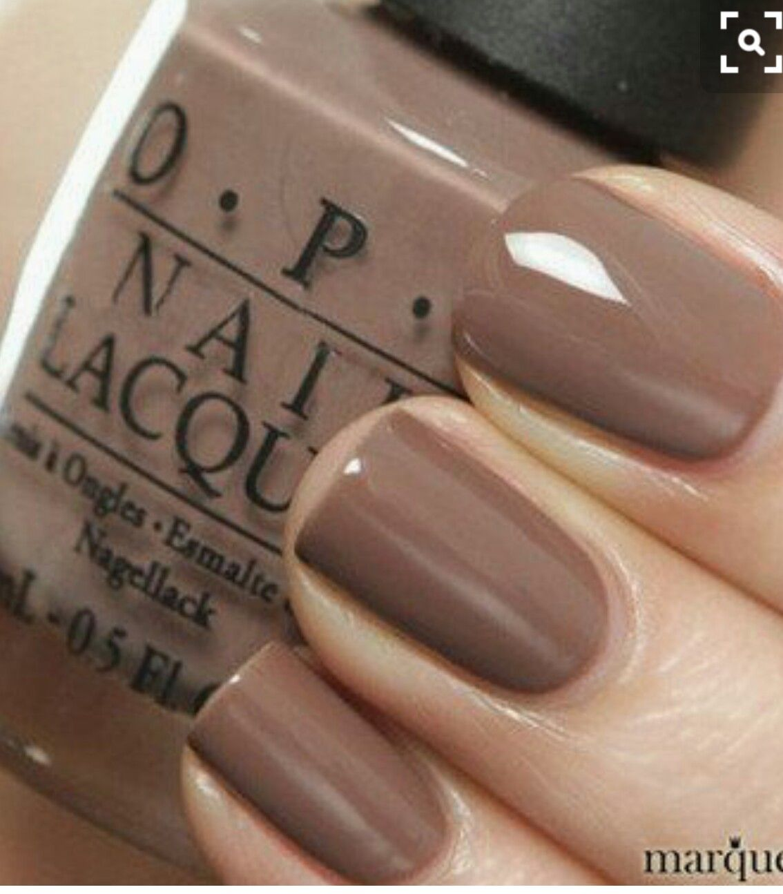Pin By Madisyn Martin On Other With Images Taupe Nails Brown Nail Polish Opi Nail Polish