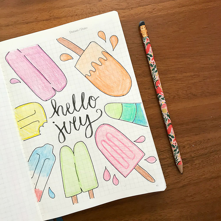 30 Bullet Journal Cover Page Ideas for July 2021 - Beautiful Dawn Designs | Bullet  journal cover ideas, Bullet journal writing, Bullet journal cover page
