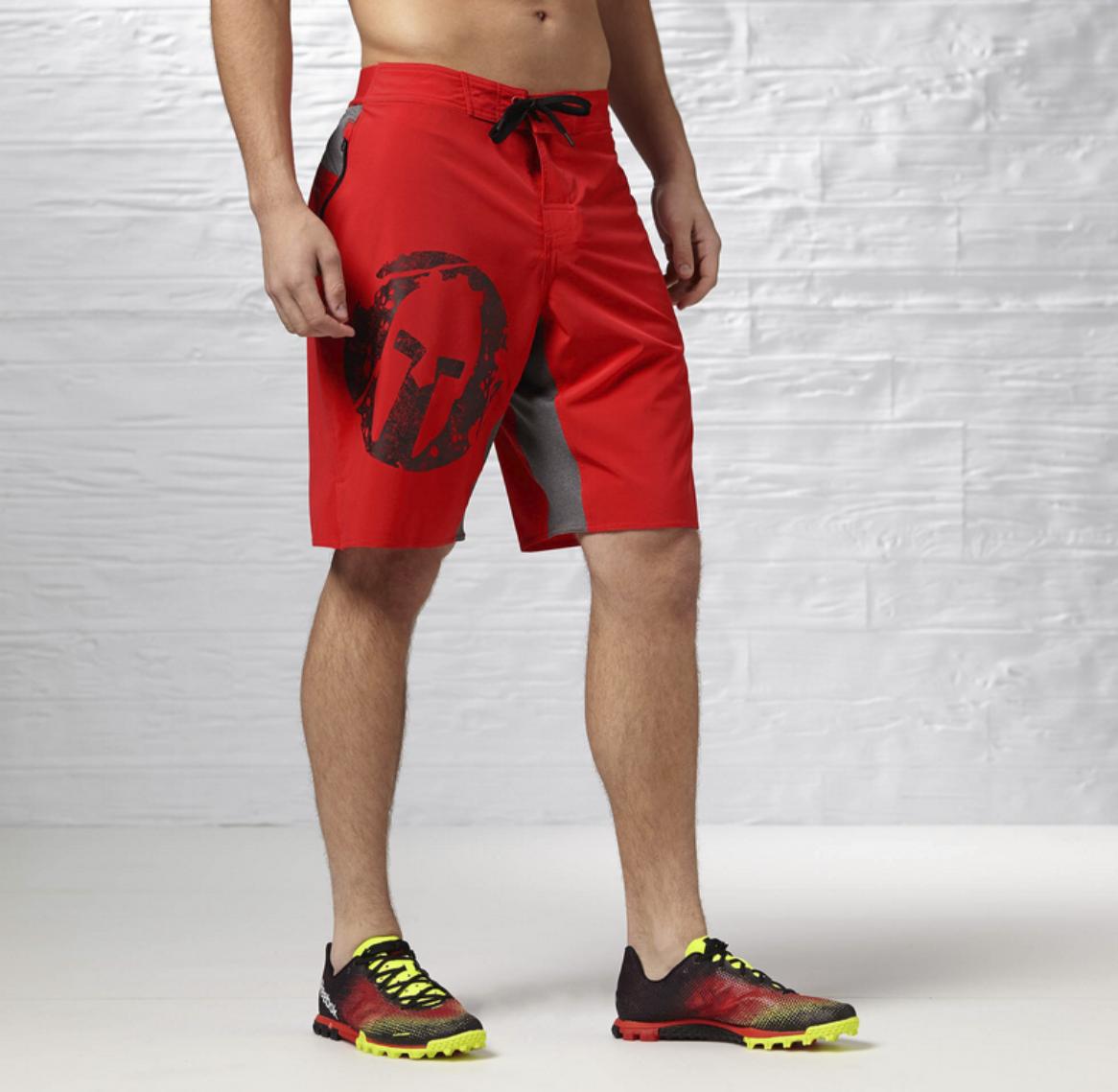 01956afeb0 Spartan Race Men's Board Shorts | Clothing | Spartan race, Mens ...