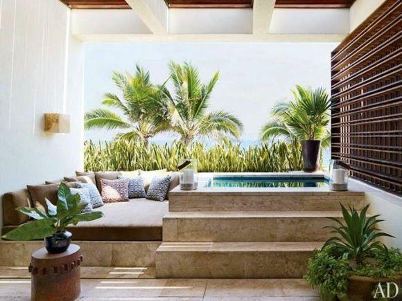70 idées comment aménager une terrasse design Piscines et Terrasses - Hotel Avec Jacuzzi Dans La Chambre