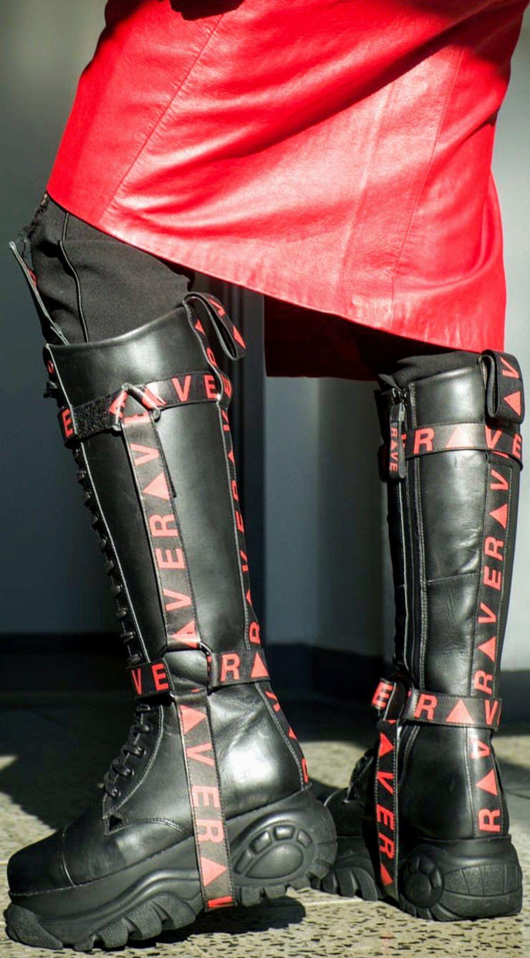 c4db31e476 A stunning new collaboration between Buffalo London and German footwear  designer Patrick Mohr!