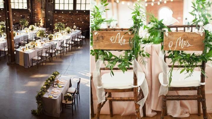 Tendencias en #Decoración de bodas 2016 - Contenido seleccionado con la ayuda de http://r4s.to/r4s