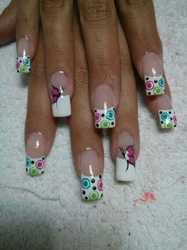 Arte de uñas Yomaira y Lady | Diseños de uñas largas | Pinterest ...