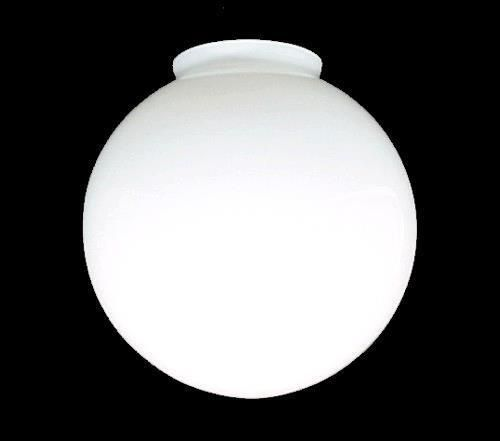 Light shade globe white glass ball 4 x 8 flush mount ceiling fan milk glass ball light shade white globe ideal for ceiling fan or pendant light fixture aloadofball Choice Image