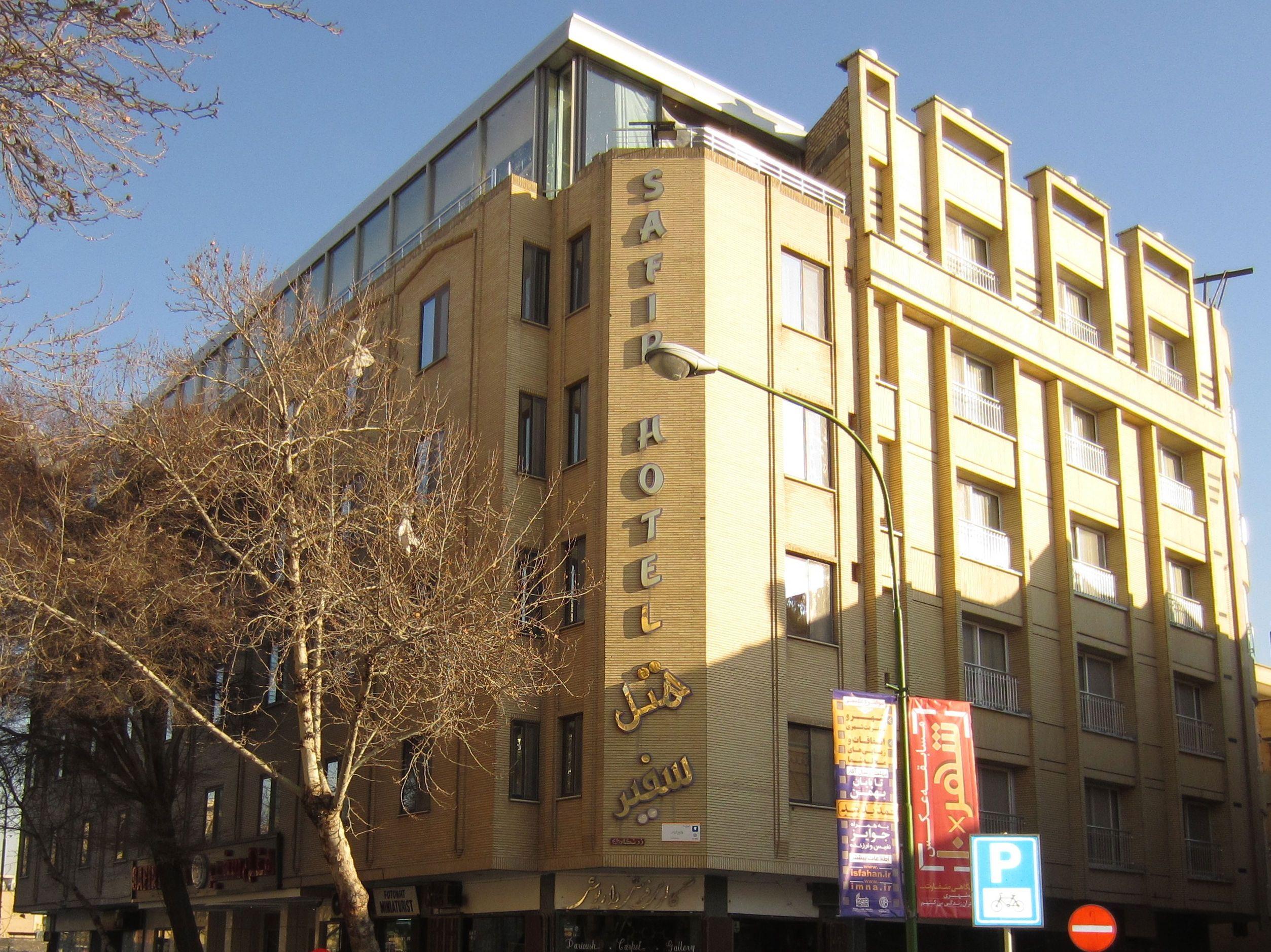 Hotels in Iran Sinbadu0027s Iran Pocket