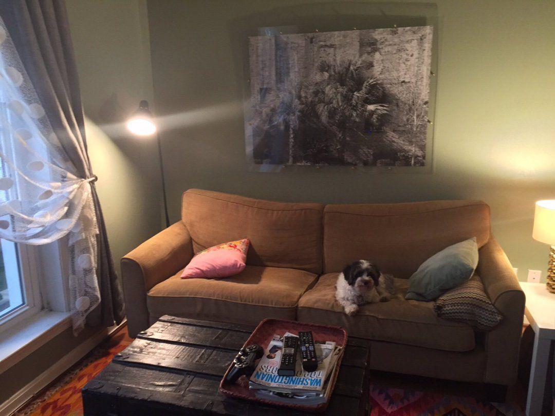 DIY Large Lucite Wall Art Frame | lucite floating frames | Pinterest