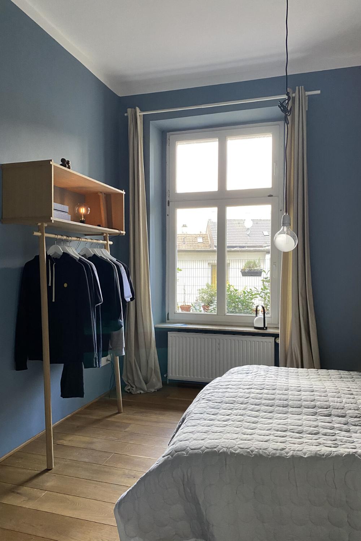 farbfreude: alex schlafzimmer in blau – kolorat | blaues