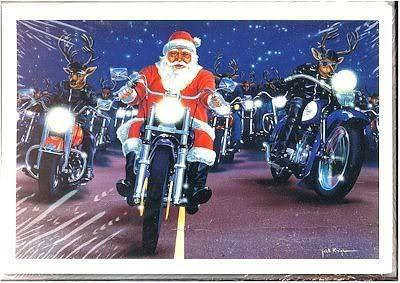 Happy New Year Cheers Kerstman Kerstgroeten Kerst Kaarten
