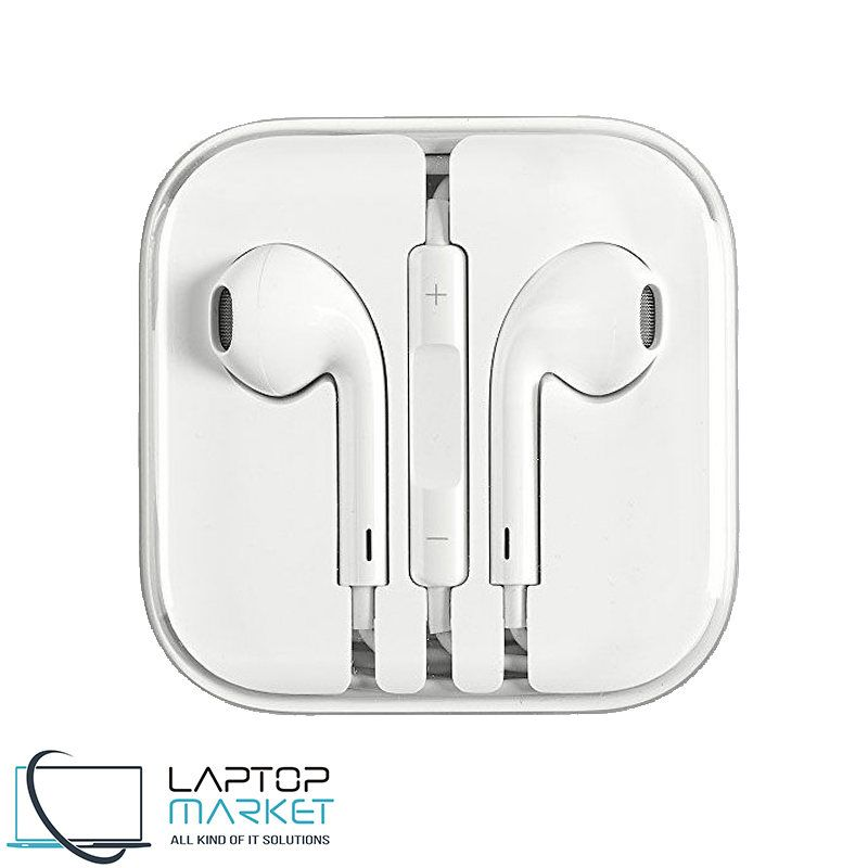 New Earpods White Iphone 6 Mic And Standard 3 5mm Jack Apple Headphone Earphone White Iphone