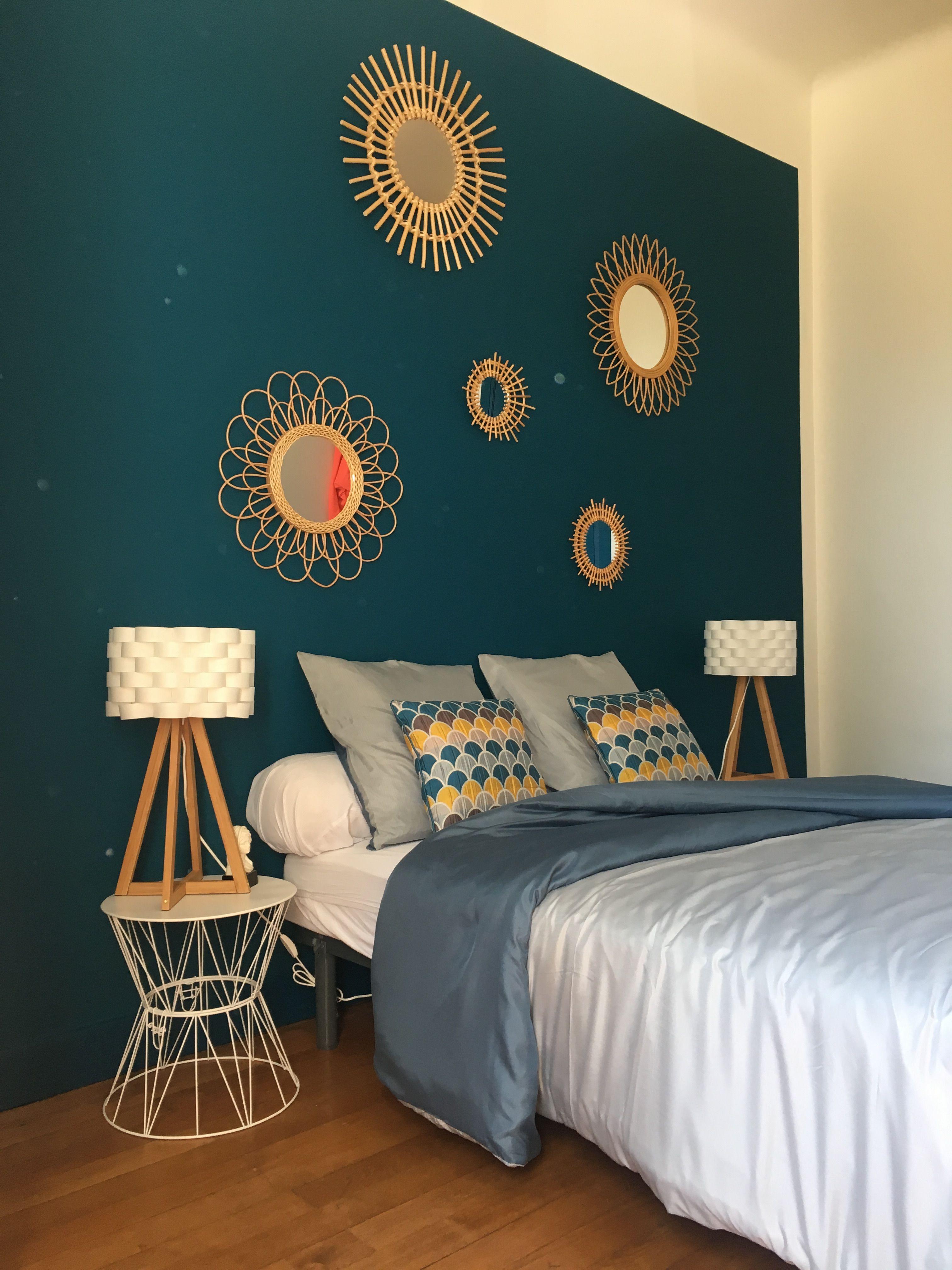 d coration naturel et scandinave peinture seigneurie bleu. Black Bedroom Furniture Sets. Home Design Ideas