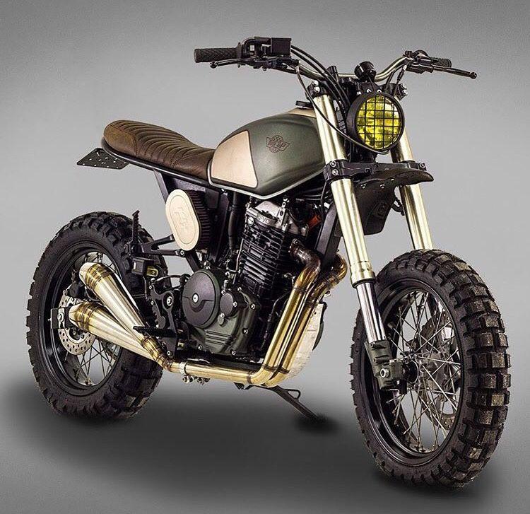 backroadbivouac ton up garage honda fmx650 perfection motorcycles 2 pinterest moto. Black Bedroom Furniture Sets. Home Design Ideas