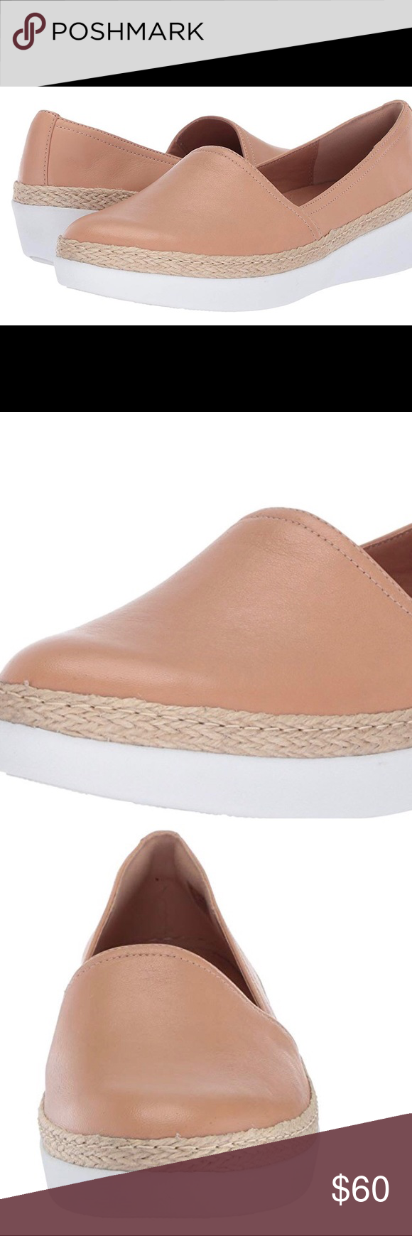 0e979095d 🎀FitFlop 🎀 Women s Casa Loafers Sneaker Fitflop Loafers Sneaker 100%  Leather and Textile Rubber