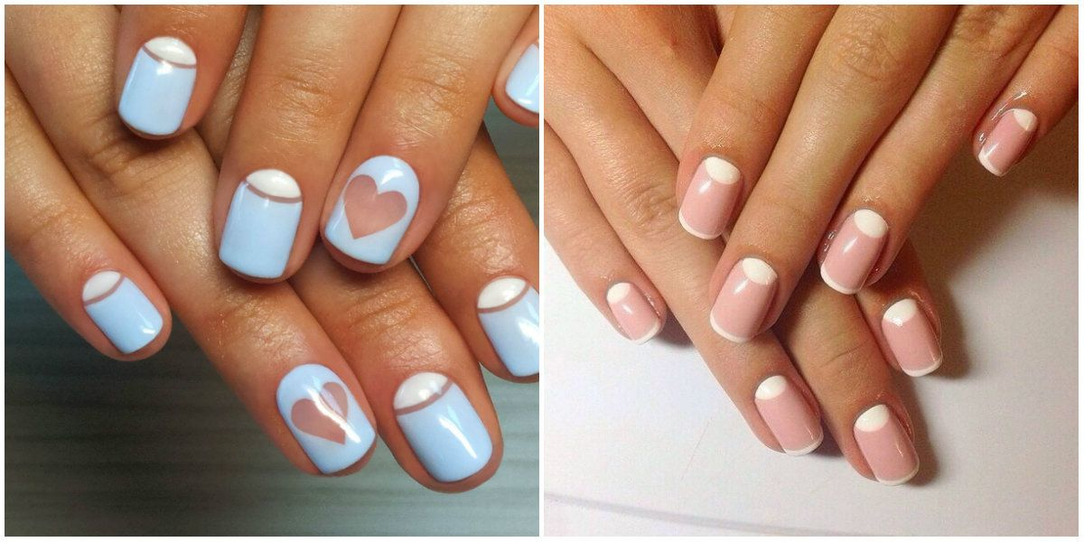 FRENCH NAILS 2019 Tips and tricks to get awesome and stylish nails FRENCH  STYLES Nails trendy designs women Glamour fashion style stylish  modern
